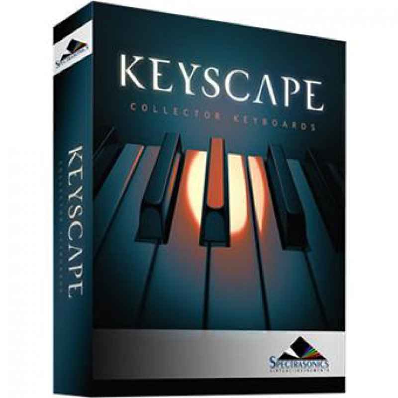 SPECTRASONICS - Keyscape
